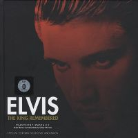 Cover Elvis Presley - The King Remembered [DVD]